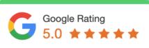 Google Reviews-5 Stars